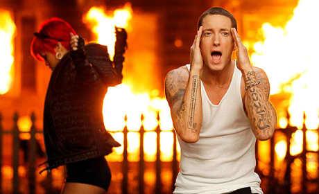 Eminem feat. Rihanna: Love the Way You Lie