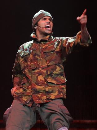 Christopher Maurice Brown