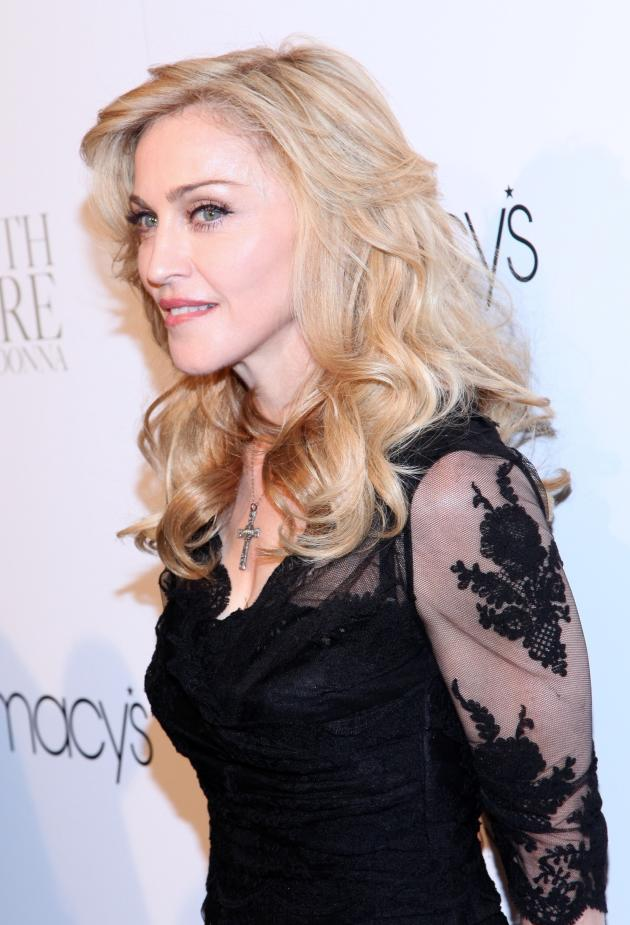 Hot Madonna Picture