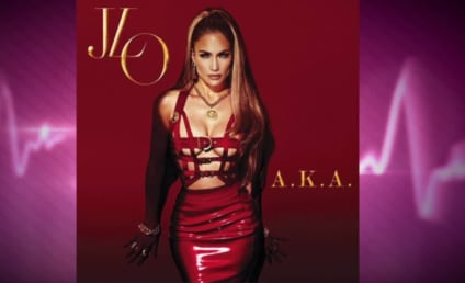 Jennifer Lopez Album Cover: Major Cleavage Alert!