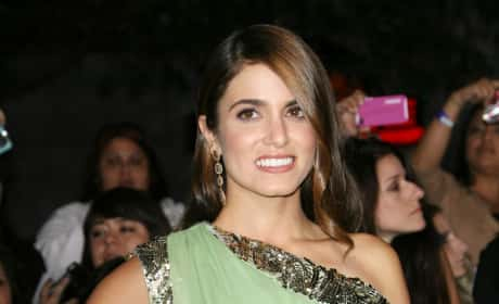 Nikki Reed at Breaking Dawn Premiere