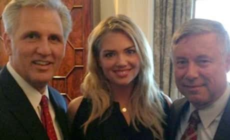 Kate Upton, Uncle