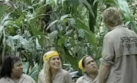 Speidi on I'm a Celebrity, Get Me Out of Here