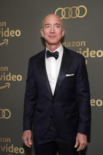 Jeff Bezos Did He Have An Affair With Lauren Sanchez The