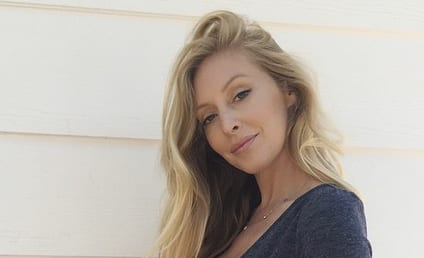 Leah Jenner Instagrams Gorgeous Baby Bump Pic