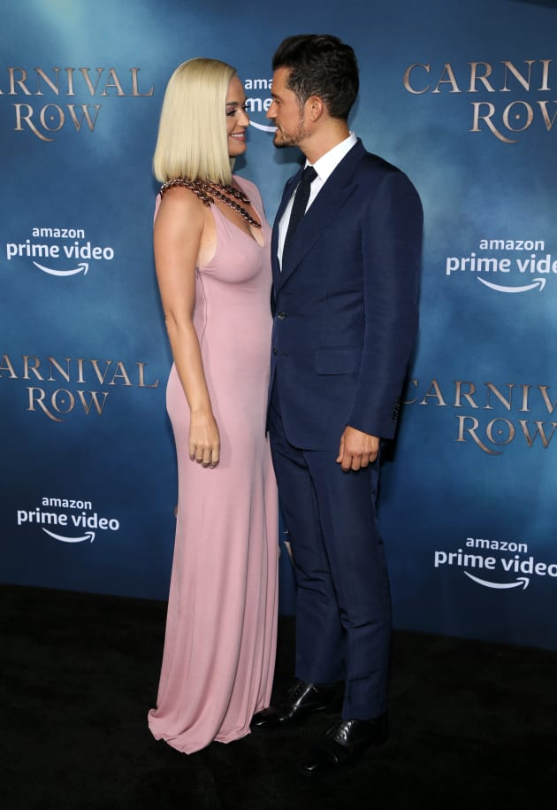 Katy Perry and Orlando Bloom: ENGAGED!!!!!! - The