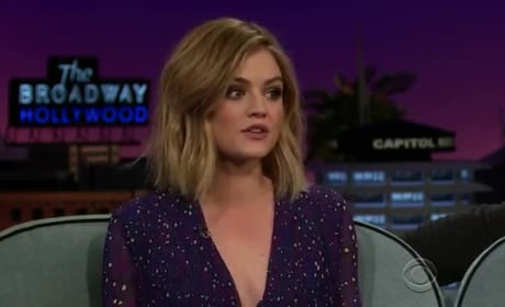 Lucy Hale Teases End of Pretty Little Liars