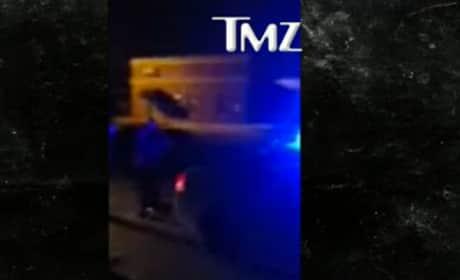 DMX Arrest Video