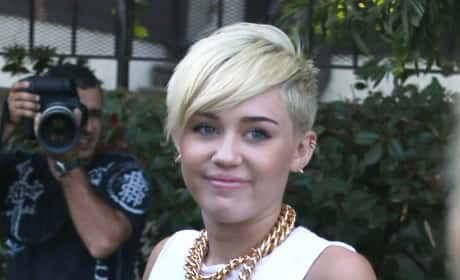 New Miley Cyrus