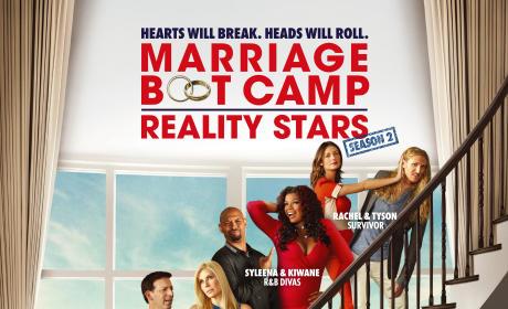 Marriage Boot Camp Reality Stars: Season 2