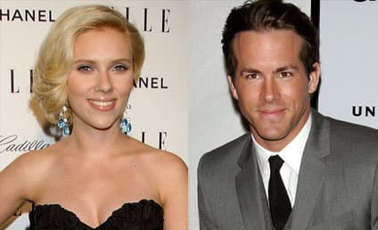 "Ryan Reynolds & Scarlett Johansson: An ""Emotional Rollercoaster"" Reunion"