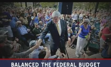 "Newt Gingrich Ad Rails Against ""Liberal"" Republican Establishment, Laments Lack of Funds"