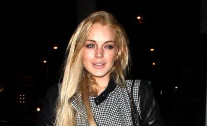 Lindsay Lohan Accused of Major Jewel Heist (Really)