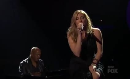 Elise Testone Bests Barack Obama, Bounces Back on American Idol
