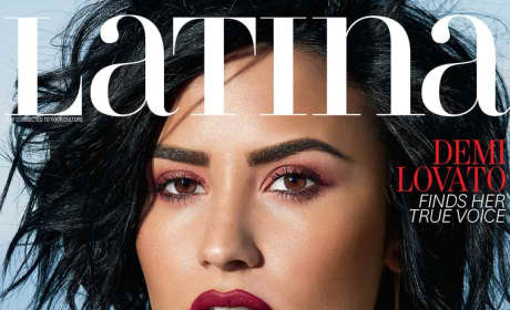 Demi Lovato Latina Photo