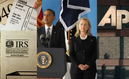 AP, IRS and Benghazi Scandals: Will They Torpedo Obama Administration Agenda?