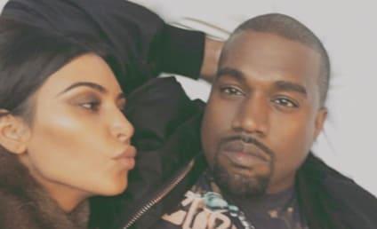 Kim Kardashian: Pregnant via Surrogate ... With TWINS?!