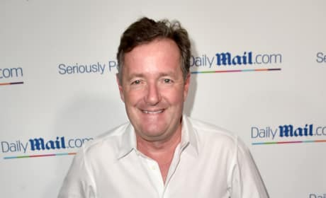 Piers Morgan, Big Head