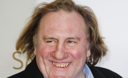 Urine Trouble: Gerard Depardieu Relieves Himself in Airplane Aisle
