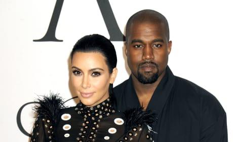 Kim & Kanye: 2015 CFDA Awards