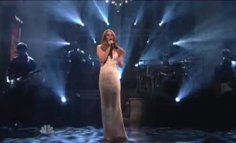 Lana Del Rey SNL Performance