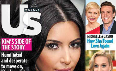 Kim Kardashian Us Weekly Cover