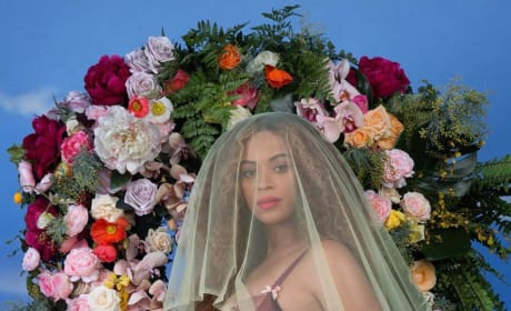 Beyonce: Pregnant With Twins Photo
