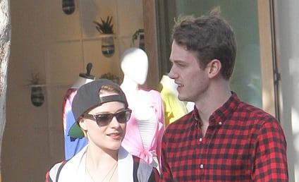 Michael Thomas Grant: Dating Evan Rachel Wood!