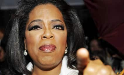 Oprah Not on TomKat Guest List