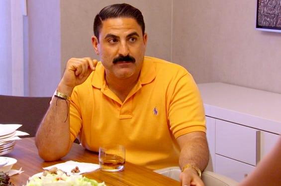 Reza Farahan Picture