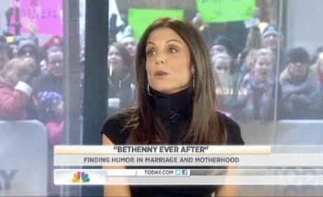 Bethenny Frankel Today Show Interview