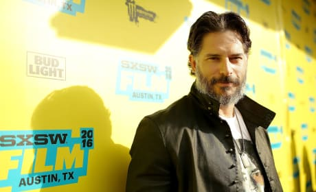 Joe Manganiello: Pee-Wee's Big Holiday Premiere