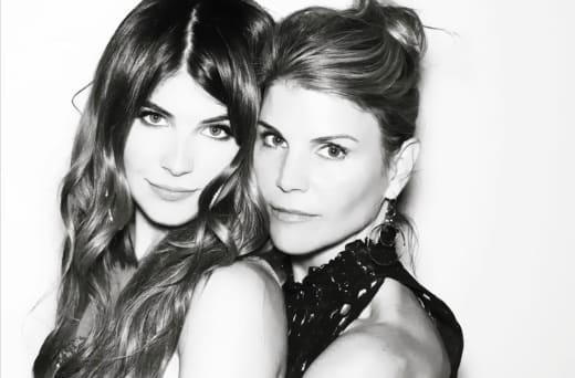 Olivia and Lori
