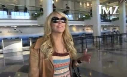 Dina Lohan on Michael Lohan Wedding: It Was Fake! I'm Hammered!