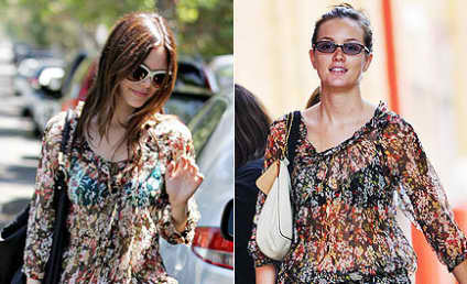 Fashion Face-Off: Rachel Bilson vs. Leighton Meester