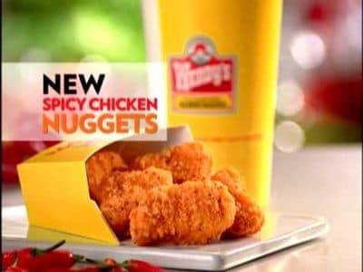 7 Fast Food Chicken Nu...