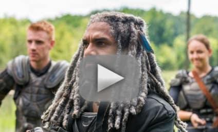 The Walking Dead Season 7 Episode 10 Recap: New Best Friends