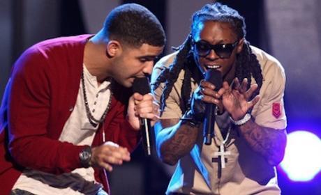 Lil Wayne vs. Drake