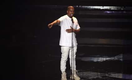Kanye West at the VMAs: I Love Taylor Swift! And Ray J!