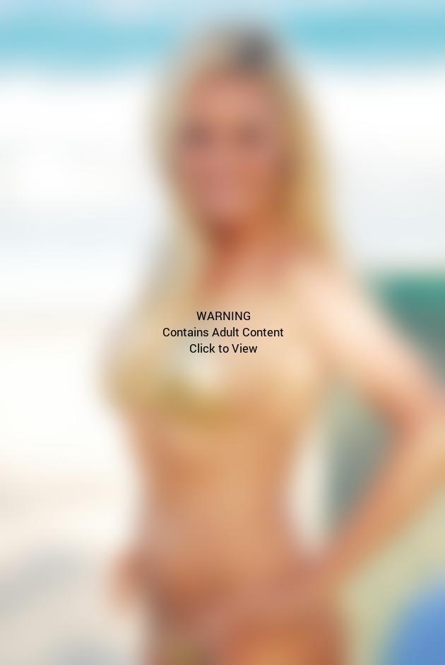 Bridget Marquardt in a Bikini