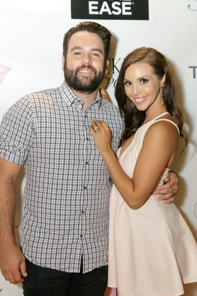 Scheana Marie and Mike Shay
