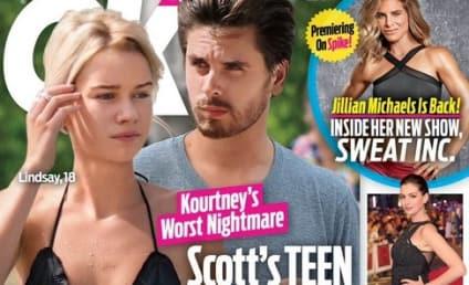 Lindsay Vrckovnik: Pregnant By Scott Disick?!
