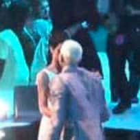 Rihanna-Chris Brown VMA Kiss