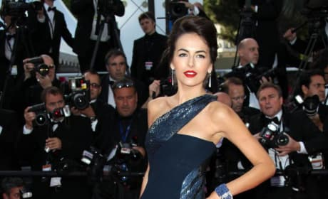 Camilla Belle on the Red Carpet