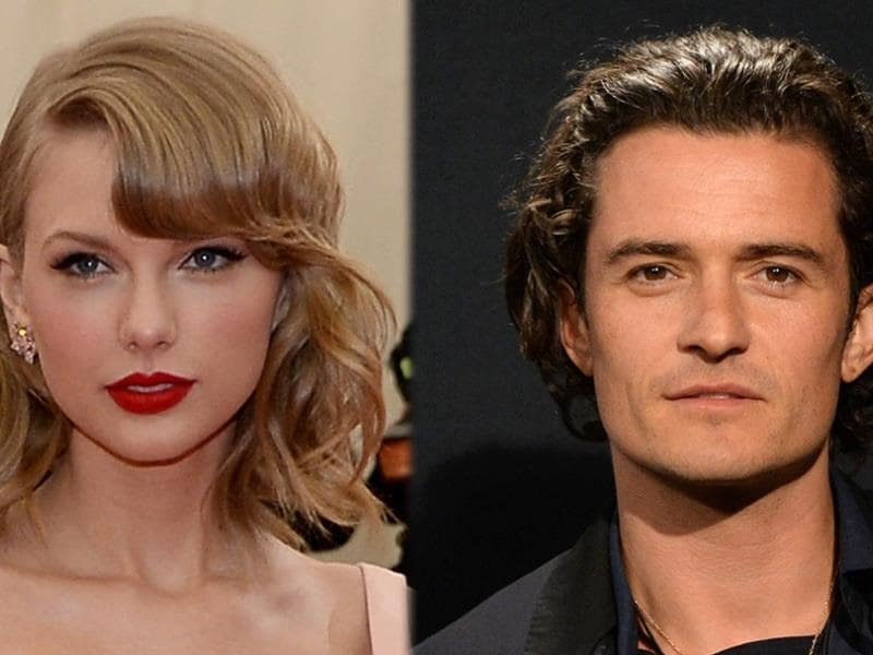 Taylor Swift And Orlando Bloom Dating The Hollywood Gossip