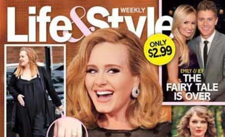 Adele Secret Wedding
