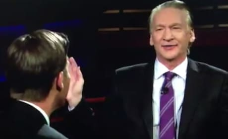 Bill Maher Says the N-Word on Real Time