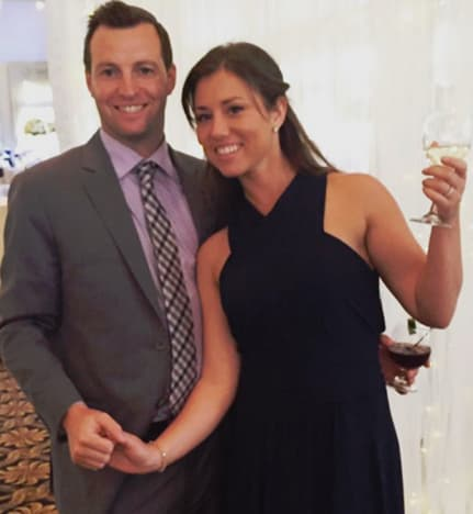Jaclyn Schwartzberg and Ryan Buckley Image