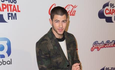 Nick Jonas: 2015 Jingle Bell Ball