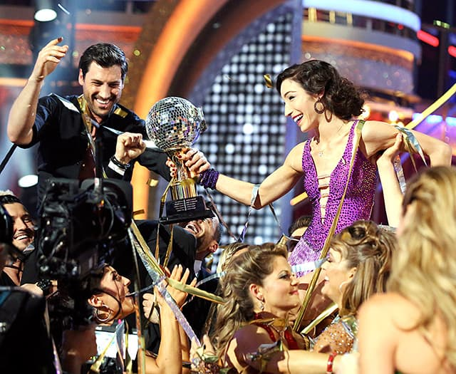 She S Engaged Dancing With The Stars Vet Meryl Davis Is: Dancing With The Stars: All The Winners!